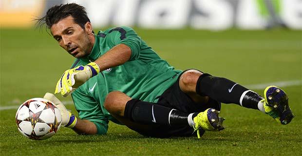 Buffon Kemungkinan Akan Angkat Trofi Liga Champions