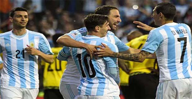 Laga ke 100 Messi Hanya Satu Gol yang di Ciptakan