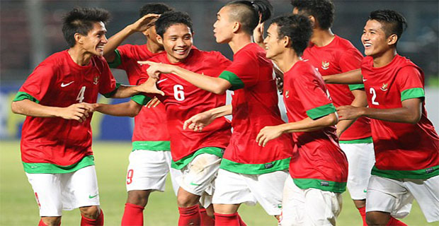 Pertandingan Indonesia Vs Thailand Skornya sudah di Atur