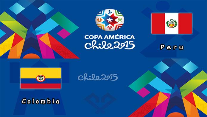 Prediksi Skor Colombia Vs Peru 22 Juni 2015