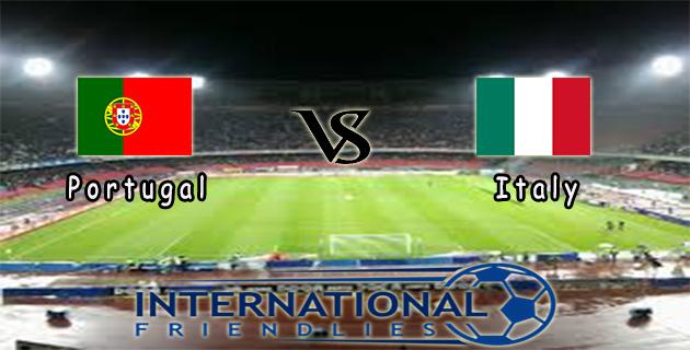 Prediksi Skor Portugal Vs Italia 17 Juni 2015
