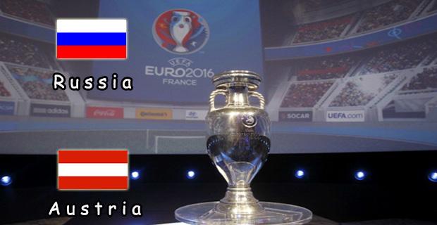 Prediksi skor Rusia Vs Austria 14 Juni 2015