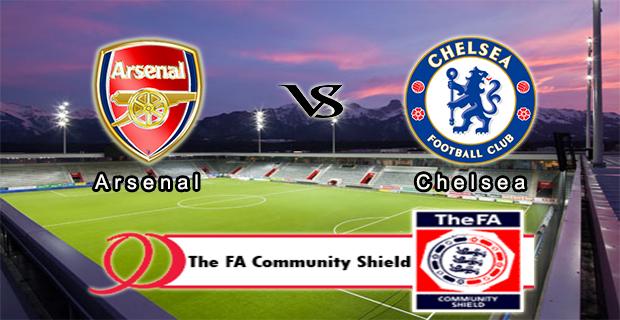 Prediksi Skor Arsenal Vs Chelsea 2 Agustus 2015