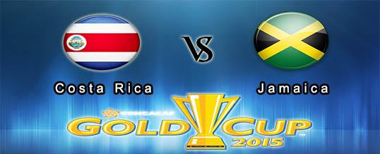 Prediksi Skor Costa Rica Vs Jamaica 9 Juli 2015