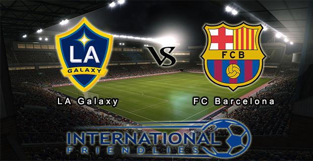 Prediksi Skor LA Galaxy Vs Barcelona 22 Juli 2015