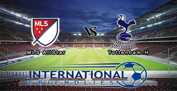 Prediksi Skor MLS All Stars Vs Tottenham 30 Juli 2015