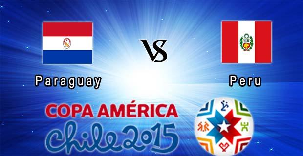 Prediksi Skor Paraguay Vs Peru 4 Juli 2015