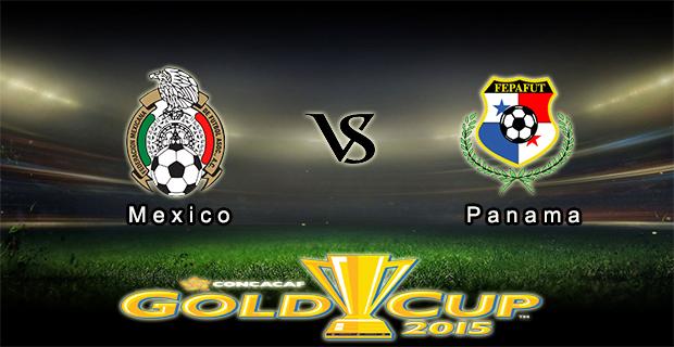 Prediksi Skor dari Mexico Vs Panama 23 Juli 2015