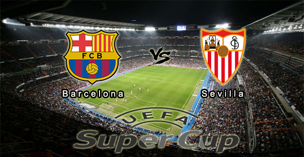 Prediksi Skor Barcelona Vs Sevilla 12 Agustus 2015