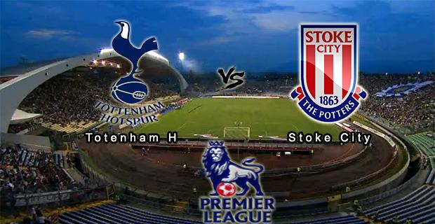 Prediksi Skor Tottenham Vs Stoke 15 Agustus 2015