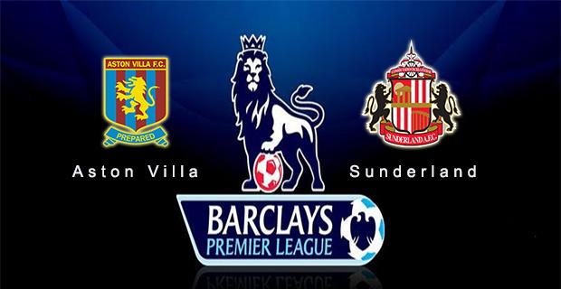 Prediksi Skor Aston Villa Vs Sunderland 29 Agustus 2015