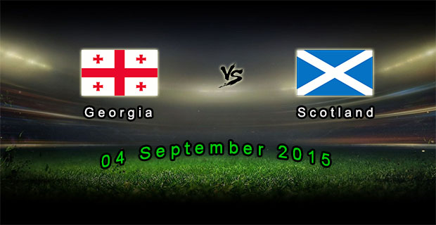 Prediksi Skor Georgia Vs Scotland 4 September 2015