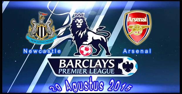 Prediksi Skor Newcastle Vs Arsenal 29 Agustus 2015