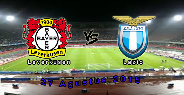 Prediksi Skor Leverkusen Vs Lazio 27 Agustus 2015