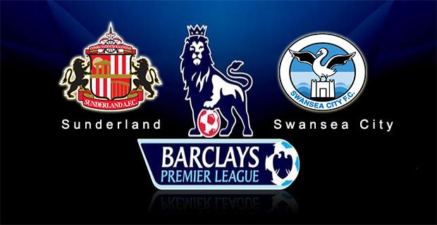 Prediksi Skor Sunderland Vs Swansea 22 Agustus 2015