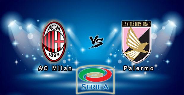 Prediksi Skor Ac Milan Vs Palermo 20 September 2015