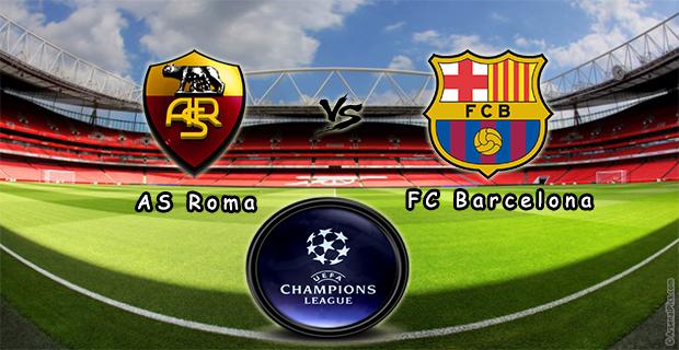 Prediksi Skor Roma Vs Barcelona 17 September 2016