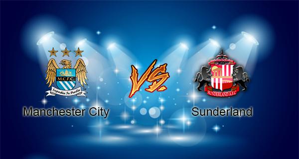 Prediksi Skor Sunderland Vs Manchester City 23 September 2015