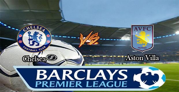 Prediksi Skor Chelsea Vs Aston Villa 17 Oktober 2015