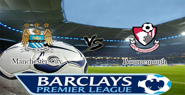 Prediksi Skor Manchester City Vs Bournemouth 17 Oktober 2015