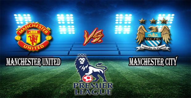 Prediksi Skor Manchester Utd Vs Manchester City 25 Oktober 2015