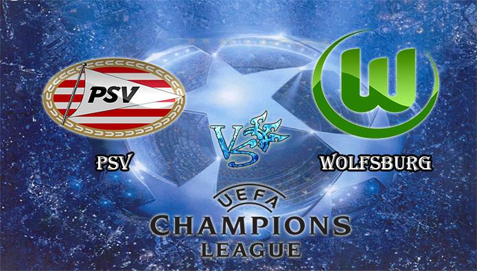 Prediksi Skor PSV Vs Wolfsburg 04 November 2015