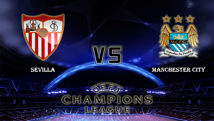 Prediksi Skor Sevilla Vs Manchester City 04 November 2015