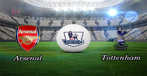 Prediksi Skor Arsenal Vs Tottenham 8 November 2015