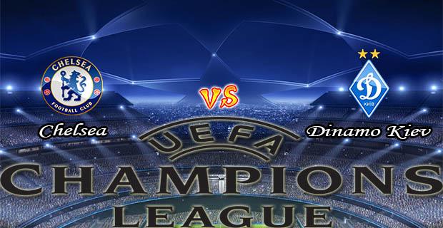 Prediksi Skor Chelsea Vs Dinamo Kiev 5 November 2015