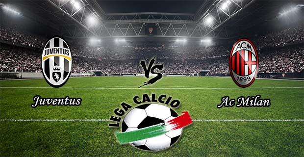 Prediksi Skor Juventus Vs Ac Milan 22 November 2015