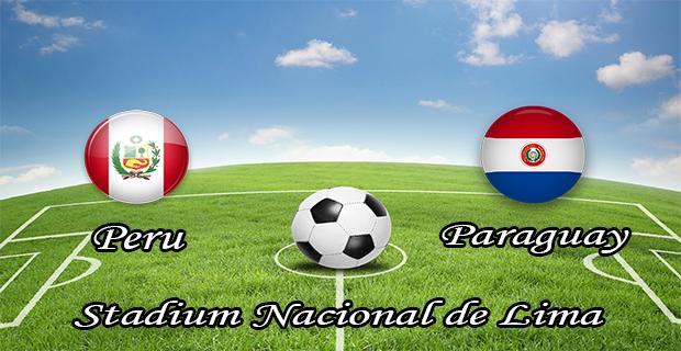 Prediksi Skor Peru Vs Paraguay 14 November 2015