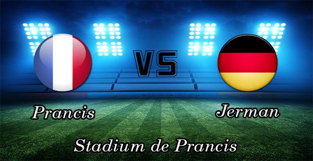 Prediksi Skor Prancis Vs Jerman 14 November 2015