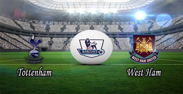 Prediksi Skor Tottenham Vs West Ham 22 November 2015