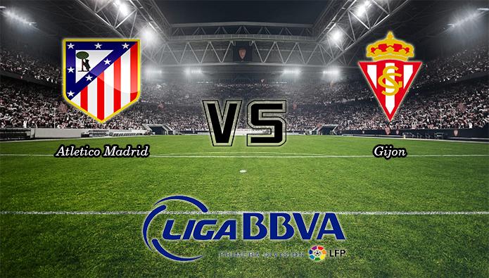 Prediksi Skor Atletico Madrid Vs Gijon 09 November 2015