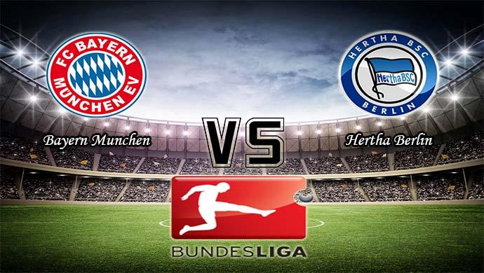 Prediksi Skor Bayern Munchen Vs Hertha Berlin 28 November 2015
