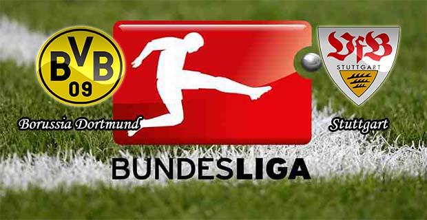 Prediksi Skor Borussia Dortmund Vs Stuttgart 29 November 2015