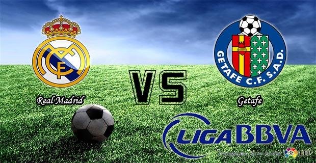 Prediksi Skor Real Madrid Vs Getafe 05 Desember 2015