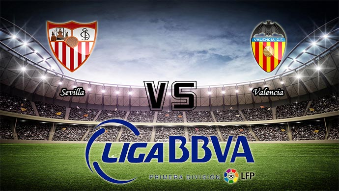 Prediksi Skor Sevilla Vs Valencia 30 November 2015