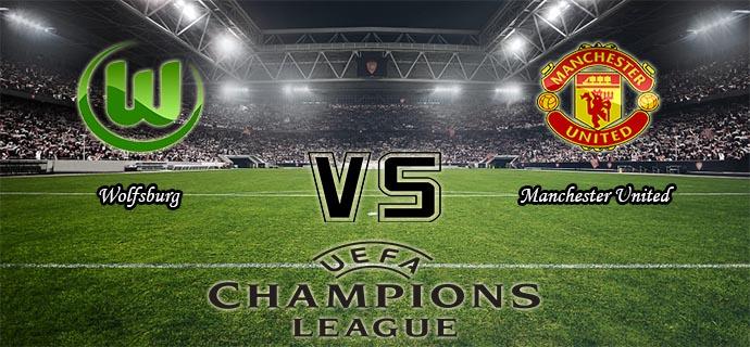 Prediksi Skor Wolfsburg Vs Manchester United 09 Desember 2015