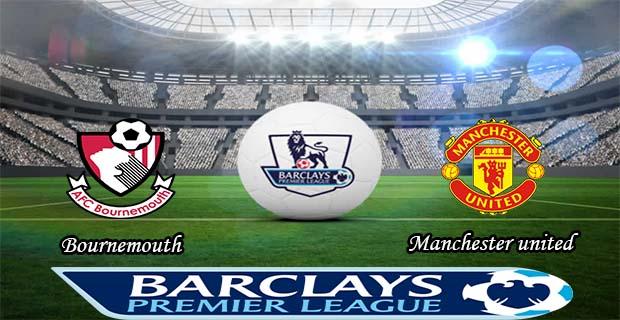 Prediksi Skor Bournemouth Vs Manchester Utd 13 Desember 2015