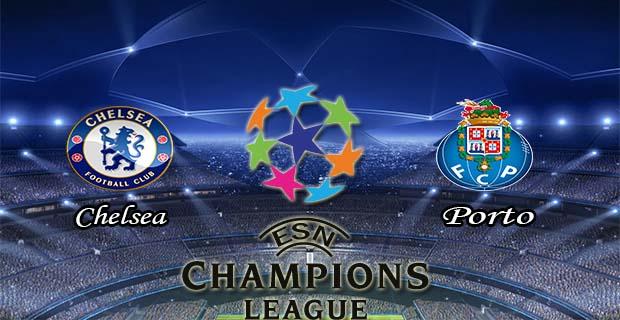 Prediksi Skor Chelsea Vs Porto 10 Desember 2015