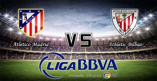 Prediksi Skor Atletico Madrid Vs Athletic Bilbao 14 Desember 2015