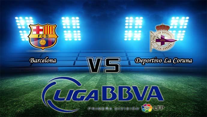 Prediksi Skor Barcelona Vs Deportivo La Coruna 12 Desember 2015