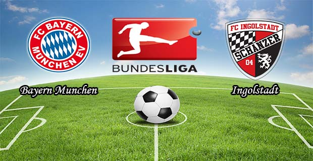Prediksi Skor Bayern Munchen Vs Ingolstadt 12 Desember 2015