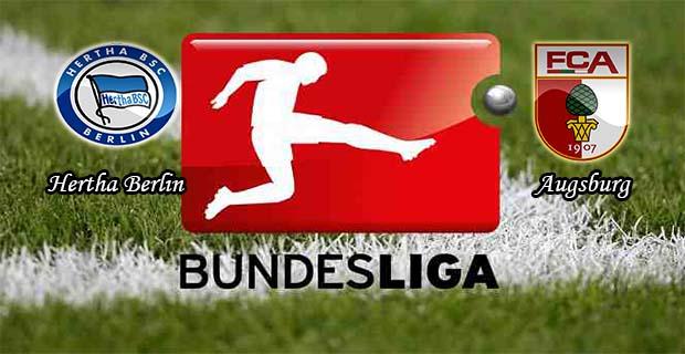 Prediksi Skor Hertha Berlin Vs Augsburg 23 Januari 2016