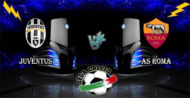 Prediksi Skor Juventus Vs Roma 25 Januari 2016