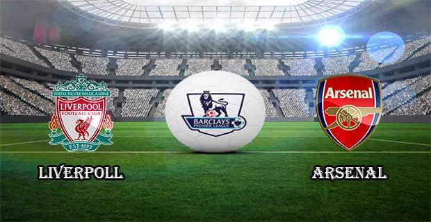 Prediksi Skor Liverpool Vs Arsenal 14 Januari 2016