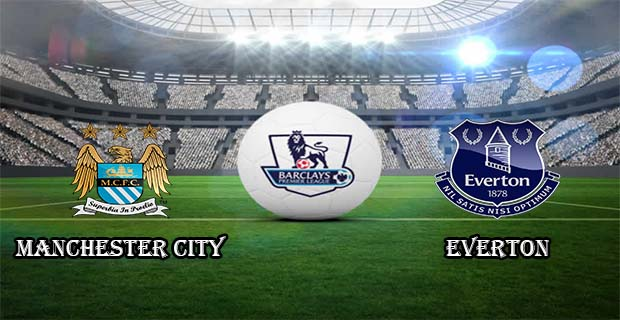 Prediksi Skor Manchester City Vs Everton 14 Januari 2016