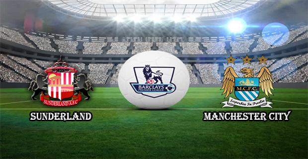 Prediksi Skor Sunderland Vs Manchester City 3 Februari 2016
