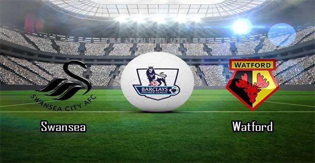 Prediksi Skor Swansea Vs Watford 19 Januari 2016